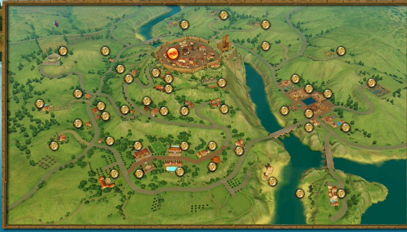 Monte vista interactive map by simfans thesimnet for Montevista com